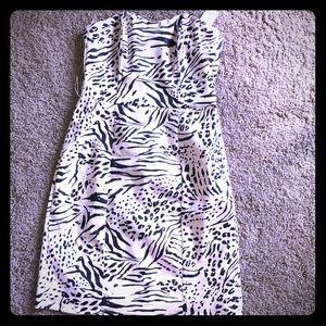 BOGO🎉h&m strapless dress NWT SIZE 4